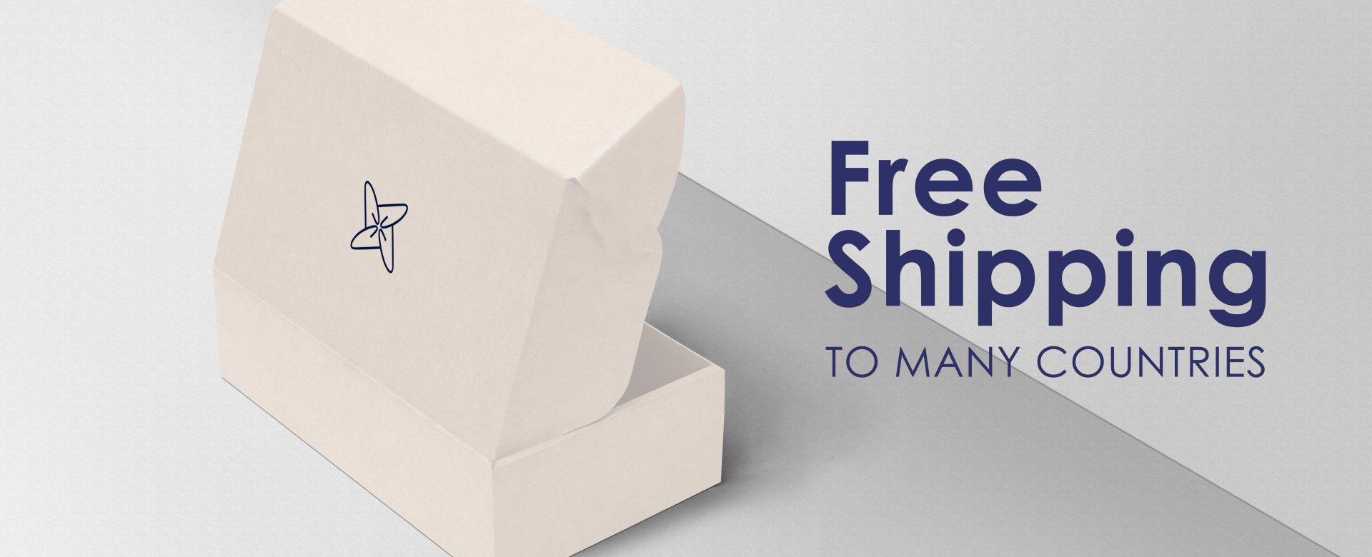 Free Shipping to many countries