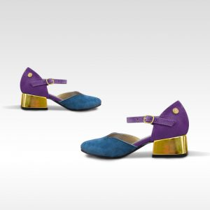 D'Orsay Pointy Pumps for Small Feet