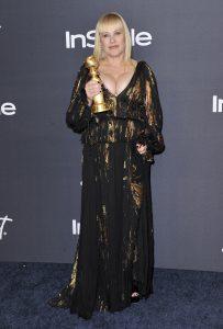Patricia Arquette Golden Globes 2020