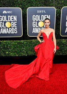 scarlett-johansson-vestido-rojo-golden-globes-2020