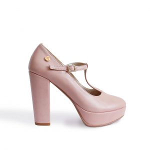 Pump nude for petite women