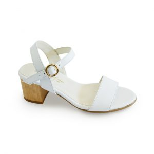 Wood Heal Sandal for Small Feet Women