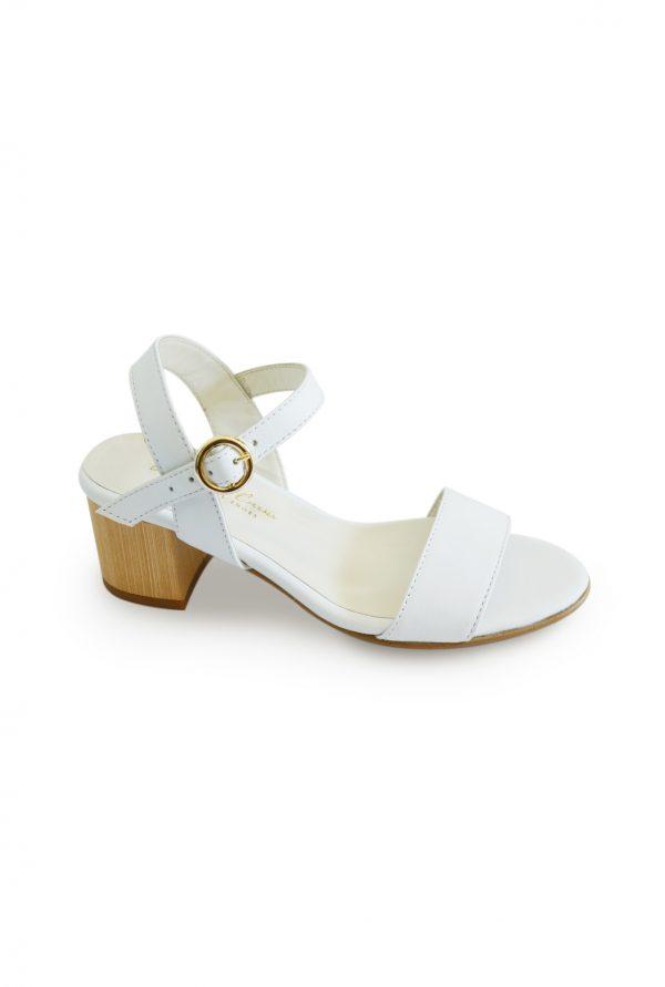 Wood Heal Sandal for Small Feet Women