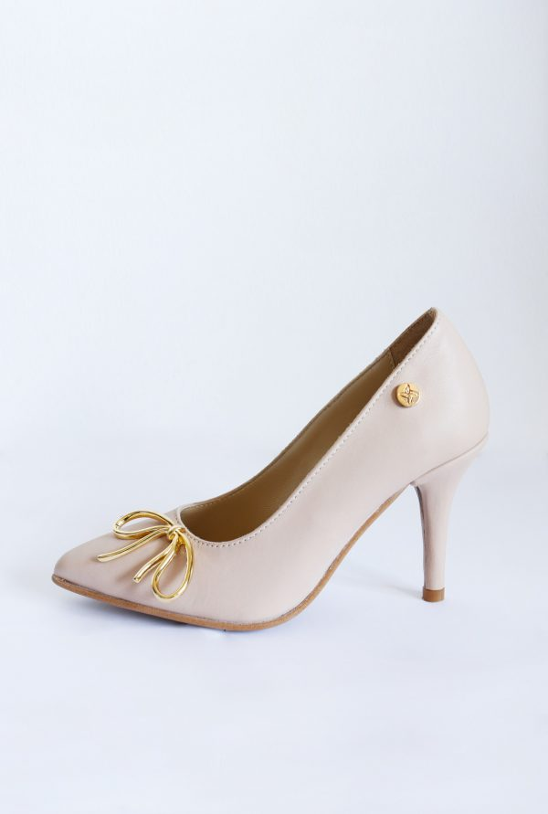 Stiletto Heels for Petites with Pointy Front
