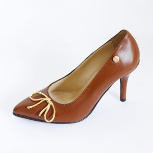 Thin Heel Pointy Shoe Small Size for Women