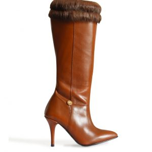 Thigh High Boots for Small Feet